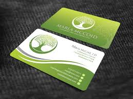 inspirational business cards personable elegant business card design for marla mccoid by