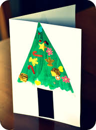 christmas card making ideas for kids christmas lights decoration
