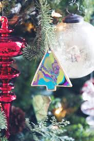 how to marble tree ornaments sisoo