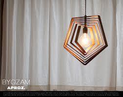 Zen Ceiling Light Zen You Rakuten Global Market Bygzam Wood Pendant Light