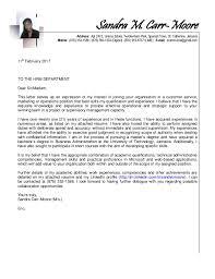 Application Resume Application U0026 Resume Sandra Carr Moore