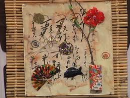 how to decorate with a natural bamboo wall hanging hgtv