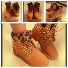 womens timberland boots for sale shoes boots leopard print spikes spiked shoes timberlands