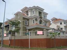 house for sale rent semi d 3 storey house sec 7 putramas shah alam