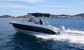 atlantic 670 open for rent tisno croatia