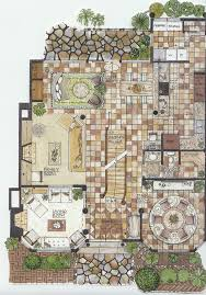 presentation drawings by a j at coroflot com floor plans perspectives qview full size