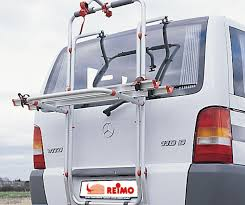Mercedes Vito Awning Rear Carrier For Mercedes Vito 2 Bicycles 44034 Reimo Com En