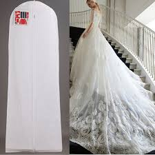 wedding dress covers white wedding dress cover bridal garment clothes waterproof