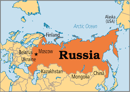 russia map russia lessons tes teach