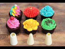 6 best cupcake frosting styles using a star piping tip perfect