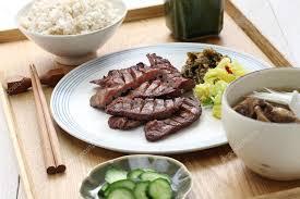 cuisine langue de boeuf langue de bœuf grillé cuisine japonaise photographie asimojet