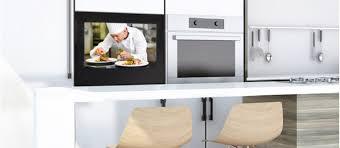 tv pour cuisine wemoove wmlkbftv220k tv cadre noir 55 cm achat téléviseur sur
