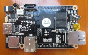 cubieboard unboxing and quick start guide