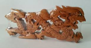 wit craft jigsaw series 3d wooden puzzle sculpture great