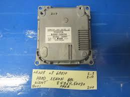 used auto parts lexus lx470 lexus ls600h headlight ballast 85967 50030 used auto parts