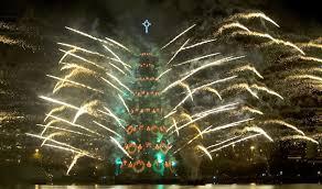 whopping big christmas trees that make you feel small savings room