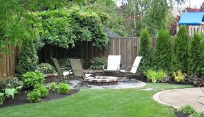 Landscape Design For Small Backyard Backyard Beautiful Having Backyard Landscaping Ideas For Small