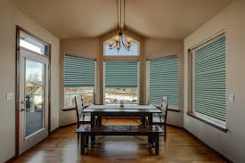 automatic window treatments for bay windows zebrablinds