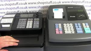 sharp xe a102 vs casio se g1 cash registers comparison best cash