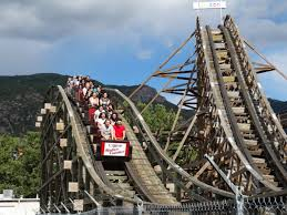 Biggest Six Flags Historic Wooden Roller Coasters Trusted Since 1904