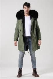 Green Parka Jacket Mens Search On Aliexpress Com By Image
