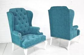 www roomservicestore com brixton wing chair in turquoise