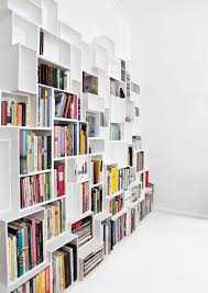 contemporary modular bookcase exactly what we were thinking