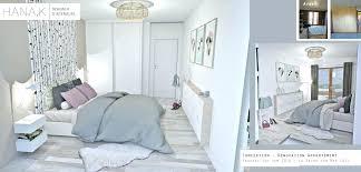 d o chambre scandinave deco chambre scandinave la en deco chambre scandinave bleu cildt org