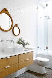 Modern Bathroom Bathroom Modern Elevated Toilet Seat Vase Flower Mirror Bathroom