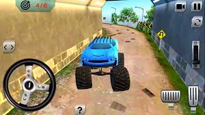 monster truck race game monster truck racing game crazy off road adventure hd game play