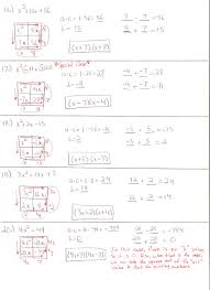 quadratic equations algebra 2 worksheet tessshebaylo
