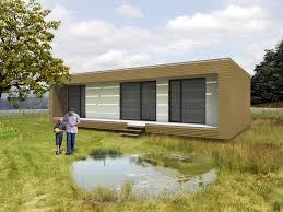 nest box combines passivhaus and prefab for low cost green housing