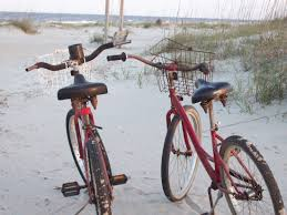 guide to biking on tybee island visit tybee tybee island