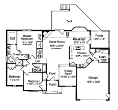 Cottage Home Floor Plans by 45 Best Floor Plans Images On Pinterest House Plans And More