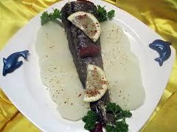 cuisiner du radis noir recette de queue de poisson merlu au radis noir