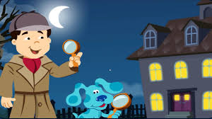 blues clues ghost hunt games full hd 3d video for children youtube