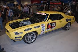 Classic Muscle Car Dealers Los Angeles Sema 2016 Our Favorite Muscle Cars Automobile Magazine
