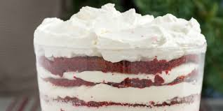 how to make a red velvet cheesecake trifle delish com