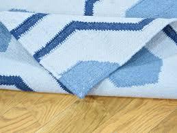 Flat Weave Runner Rugs 2 7 X12 2 Reversible Kilim Flat Weave Woven Wool Runner