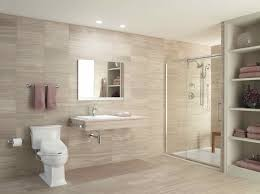 Handicapped Accessible  Universal Design Showers Contemporary - Handicapped bathroom designs
