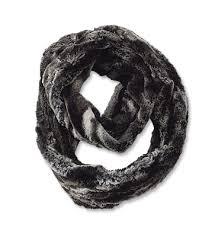 faux fur infinity scarf faux fur chinchilla infinity scarf orvis