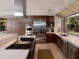 electromenager pour cuisine design interieur modele cuisine contemporaine blanche bois placard