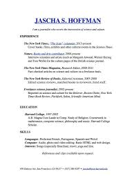 resume in french resume for your job application