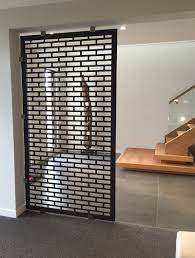 Second Hand Display Home Furniture Melbourne Dividing An Open Plan House With Decorative Screen Partitions A