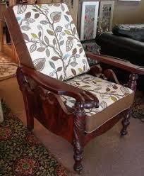 antique u0027morris chair u0027 recliner from vintique venue on fb