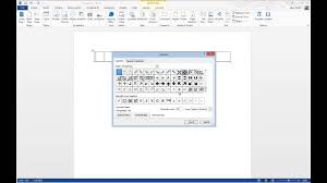 how to insert check marks into microsoft word documents youtube