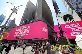 T Mobile Inflight Wifi Un Carrier Customers Getthanked With T Mobile Stock T Mobile
