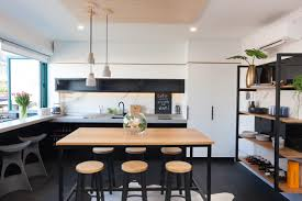 laminex new zealand a division of fletcher building products ltd demonstrating perfectly that laminex new zealand s products are ideal for every surface every day this award winning kitchen design by chelsey mathieson
