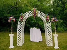 wedding arches designs wedding arch design ideas