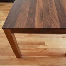 Walnut Dining Room Set The Best Of Walnut Furniture Solid Black Tables And More